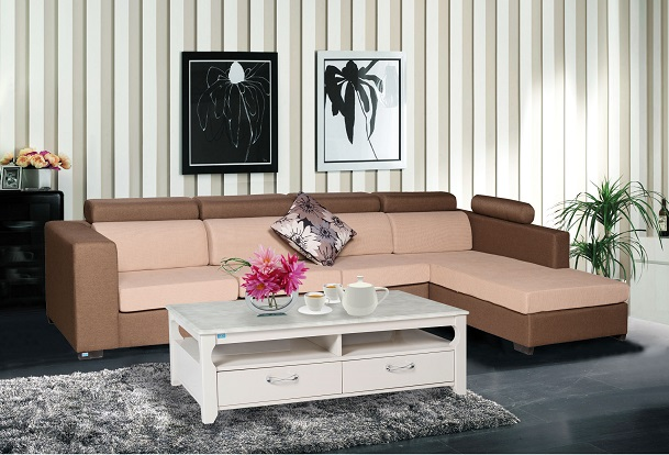 Sofa nỉ SF42