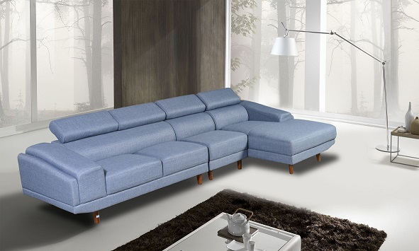Sofa nỉ SF47