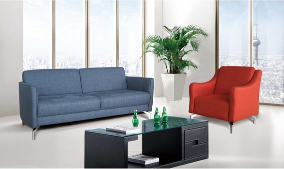 Sofa nỉ SF48